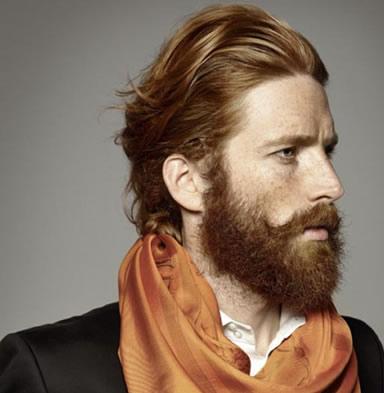 C mo tener una barba hipster for Estilos de barba sin bigote