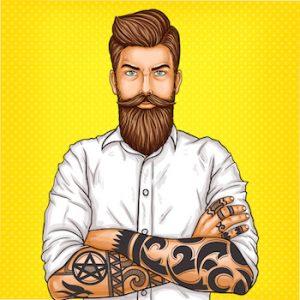 Los Mejores Tatuajes Hipster